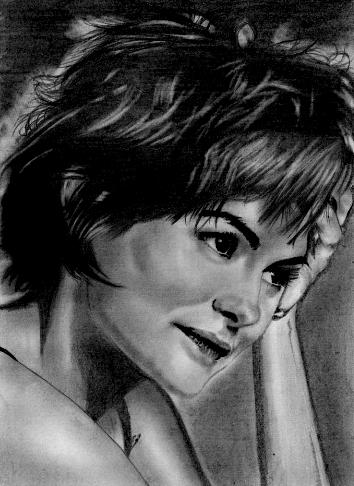 Audrey Tautou by aryaa2784